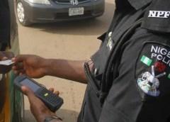 nigeria police phone search