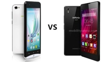 AG Style versus Infinix Hot 2
