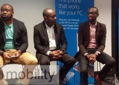 Photos from Lumia 950/950XL media launch in Lagos 23
