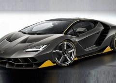 Lamborghini Centanario