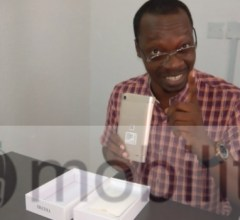 Mister Mo gets goofy unboxing the TECNO Droipad 7C Pro 24