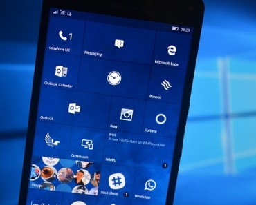 Windows 10 Mobile Advisor