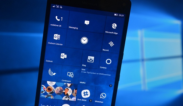 All Windows 10 Mobile smartphones
