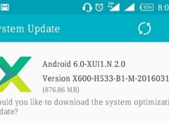 infinix note 2 marshmallow