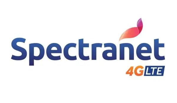 spectranet 4g lte logo