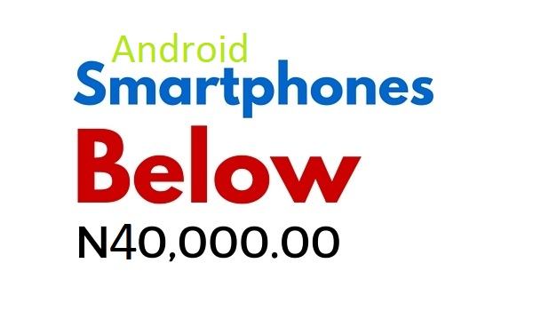 N40000 Android phones