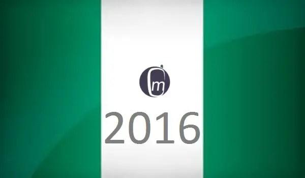 Nigeria 2016 mobile