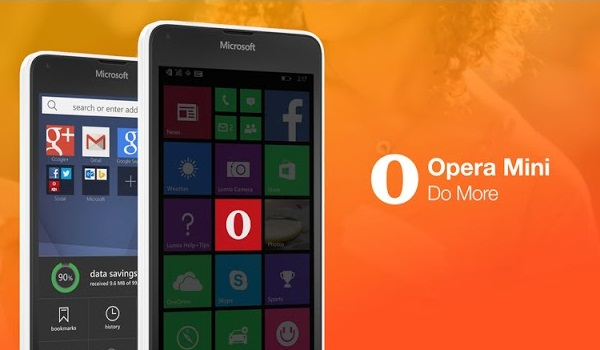Here are Opera's plans for Opera Mini for Windows Phones 19
