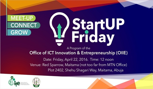 Abuja Resident? Tech lover? You shouldn't miss this event!! 9
