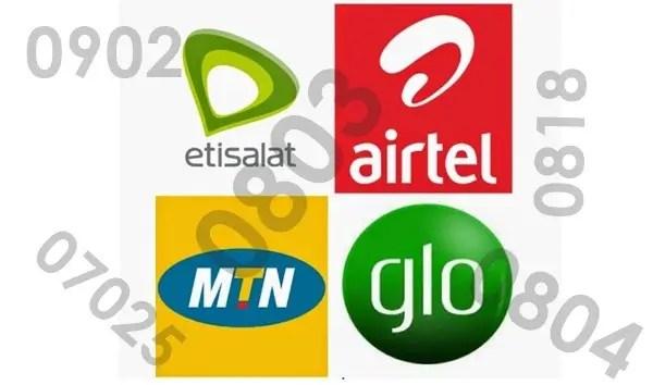 mobile operators in Nigeria