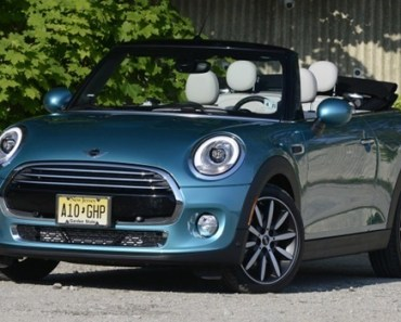 Photos: 360° with the 2016 Mini Cooper Convertible 50