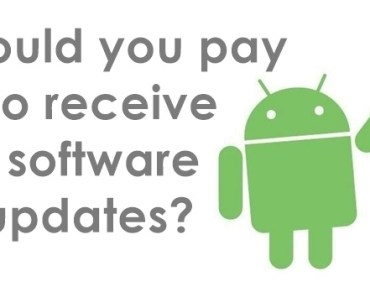 Poll: Would you pay to receive software updates? 7
