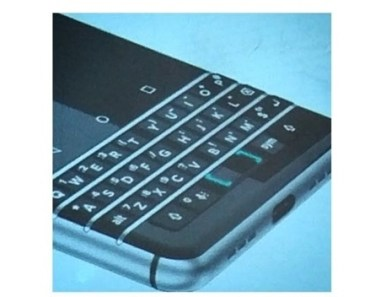 More image leaks of the upcoming BlackBerry Android phone 10