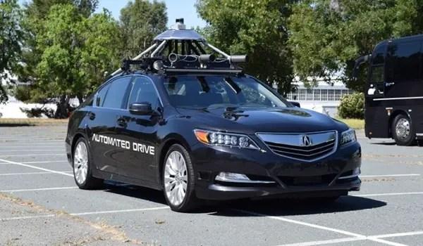 Honda has a self driving car: See what it looks like 18