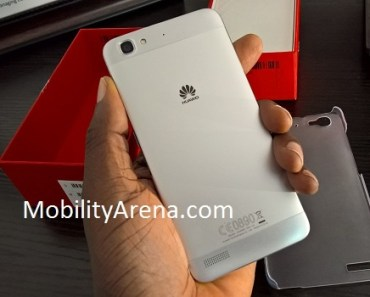 Huawei GR3 Unboxing