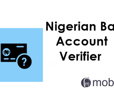 This app lets you verify any Nigerian Bank Account