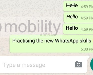 How to Bold/Italicize & Cross over text on the new WhatsApp 16