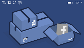 Facebook for Windows Phone replaced