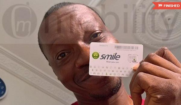 Smile 4G LTE data plans and Smile 4G LTE devices
