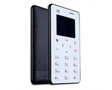 Aiek X6 Card Phone