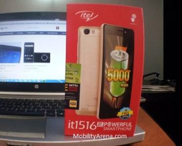 iTel it1516 Plus photos