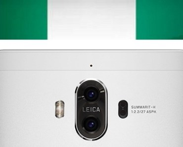 Huawei Mate 9 Nigeria