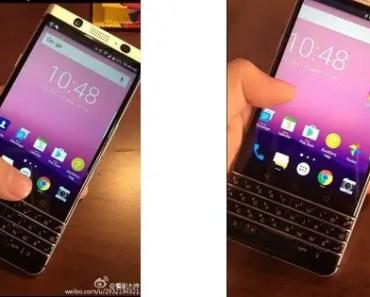 BlackBerry Mercury photos