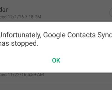 Unfortunately Google Contacts has stopped