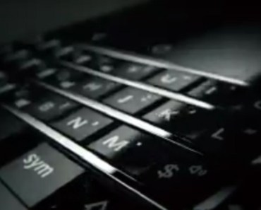 BlackBerry mercury teaser