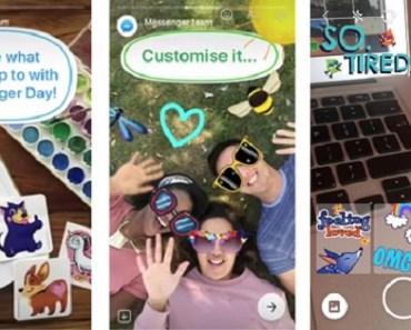 Facebook launches Messenger Day, another Snapchat clone 8
