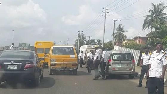 VIO officers lagos motorists
