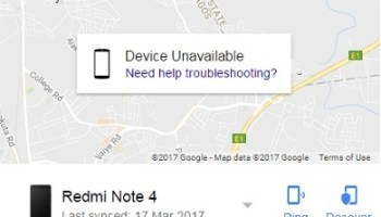 find stolen smartphone