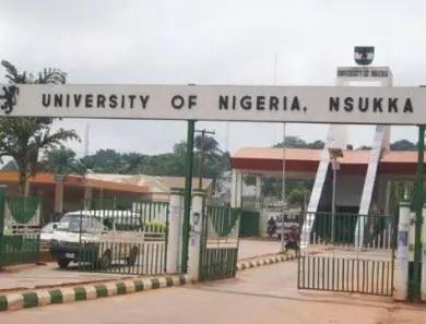 University of Nigeria Nsukka - UNN laptops