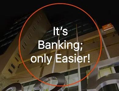 GTWorld mobile banking app