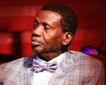This Pastor Adeboye meme from the RCCG digital media team is brilliant! 1