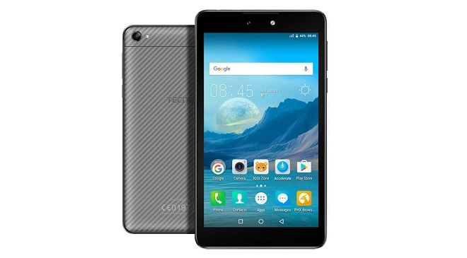 Tecno DroiPad 7D tablet specs