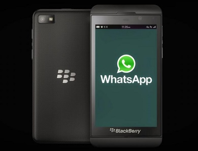 WhatsApp extension for Blackberry and Nokia S40
