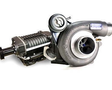 turbochargers and superchargers