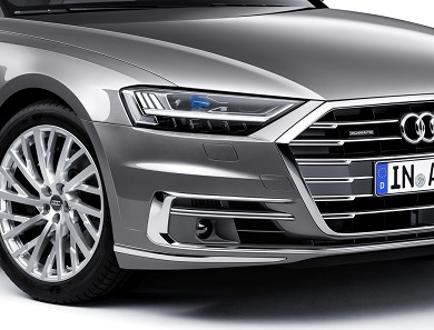 Ride In Style: Audi A8 oozes class and power 11