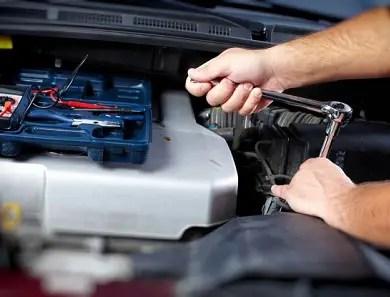 Preventive maintenance car damage