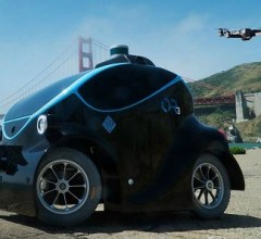 Self-driving robotic police cars