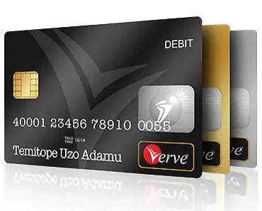 Verve Card