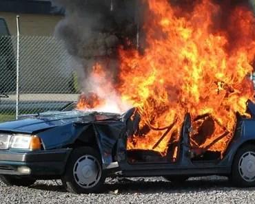 car fires