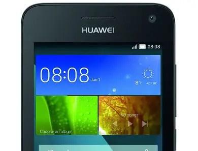 Huawei Y3 - Low-end Huawei smartphones