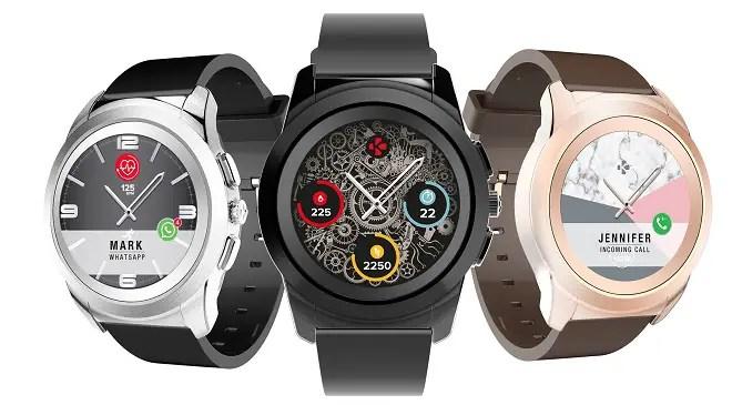 ZeTime smartwatch