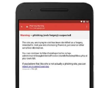 gmail anti-phishing check
