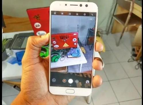 ASUS Zenfone 4 Selfie Pro camera
