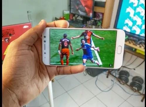 ASUS Zenfone 4 Selfie Pro media consumption