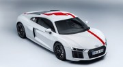Audi does the unusual with the Audi R8 V10 RWS rear-wheel drive