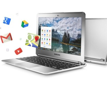 Chromebooks extended display mode